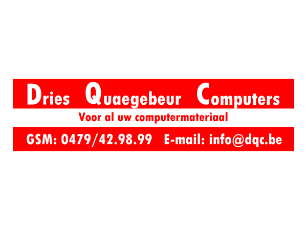 Dries Quaegebeur Computers